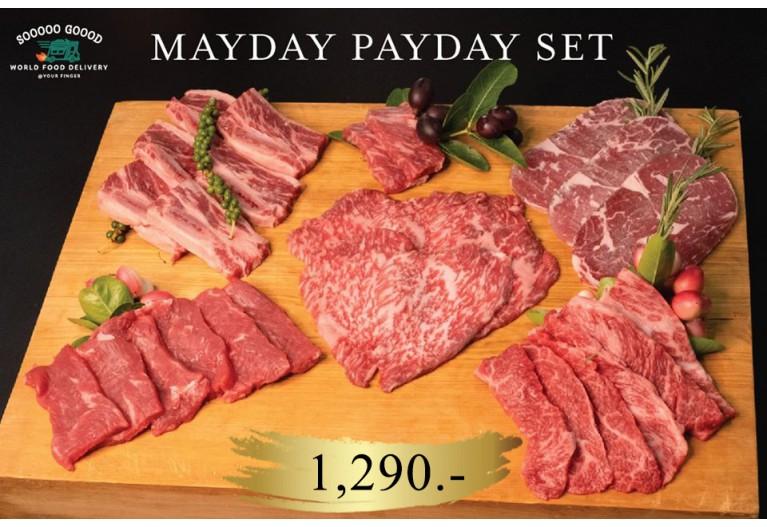 Mayday Payday Set